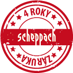 """Pneumatický rázový utahovák Scheppach - 6.3bar, 312Nm, 10 hlavic 1/2"""", 2kg, kufr (7906100717)"""