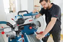 Pokosová pila s pojezdem Bosch GCM 12 SDE Professional - 1800W, 305mm, 28.6kg (0601B23100) Bosch PROFI