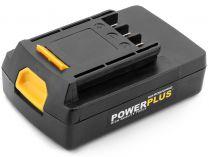 Akumulátor PowerPlus POWXG8040LI Li-Ion 18V/1.5Ah (pro všechny zahradní stroje 18V LI-ION)