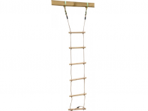 Žebřík KARIBU provazový pro hrací domky a věže