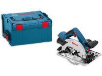 Bosch GKS 18V-57 G Professional - bez aku, 18V, 165mm, 1.4kg, kufr, aku kotoučová pila