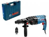 Zobrazit detail - Kombinované kladivo Bosch GBH 2-24 DFR Professional - 790W, 2.7J, 2.9kg, pneumatické kladivo SDS+