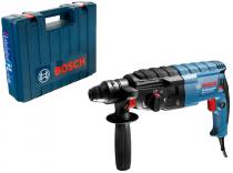 Vrtací a sekací kladivo Bosch GBH 240 Professional - SDS-Plus, 790W, 2.7J, 2.9kg, kufr