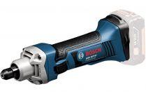 Aku přímá bruska Bosch GGS 18 V-LI Professional - 18V, 8mm, bez aku
