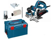 Elektrický hoblík Bosch GHO 40-82 C Professional - 850W, 82mm, 3.2kg, L-Boxx