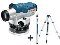 Bosch GOL 32 G Professional nivelační optický přístroj, kufr + stativ + měřící lať