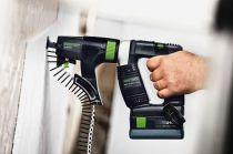 Festool DWC 18-4500 Li-Basic stavební aku šroubovák se zásobníkem bez aku, 18V, v Systaineru SYS 2 T-LOC (kód 574747)