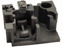 Plastová vložka do kufru Bosch L-BOXX 238 pro Bosch GEX 125-150 AVE