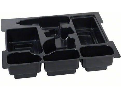 Plastová vložka pro Bosch GSB 14,4-/18-2-LI/GSR 14,4-/18-2-LI Professional do kufru Bosch L-BOXX 136 (1600A002UX)
