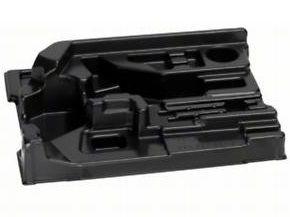Plastová vložka pro Bosch GSR 6-45 TE/GSR 16589 + Autofeed Professional do kufru Bosch L-BOXX 136 (1600A002US)