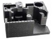 Plastová vložka do kufru Bosch L-BOXX 238 pro Bosch GSS 230 AVE / 280 AVE