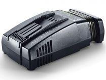 Rychlonabíječka Festool SCA 8, AIRSTREAM, LED ukazatel, 10.8V-18V, proud 8.0A