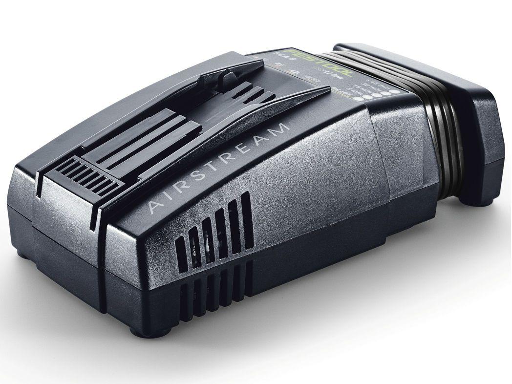 Rychlonabíječka Festool SCA 8, technologie AIRSTREAM, pro všechny akumulátory 10,8V-18V, LED ukazatel, 220 - 240 V, nabíjecí proud 8.0 A (200178)