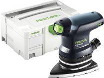 Festool DTS 400 REQ-Plus - 250W, 100x150mm, 1.2kg, vibrační delta bruska, v Systaineru SYS 2 T-LOC