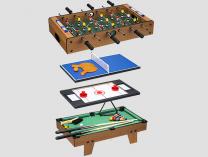 Narex Hrací stůl 4v1 (Soccer table MAXI 4in1)