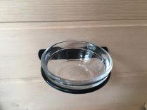 Miska pro vonné esence do sauny a infrasauny + držák