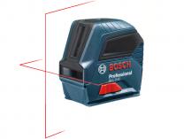 Křížový laser Bosch GLL 2-10 Professional, 10m,  3x 1.5 V LR6 AA