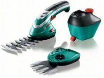 Bosch ISIO 3 Aku nůžky na keře a trávu - 3.6V/1.5Ah, 0.6kg, rozprašovač