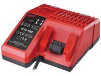 Nabíječka Milwaukee M12-18C pro akumulátory M18™, M14™ a M12™ REDLITHIUM-ION™