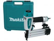 Pneu hřebíkovačka Makita AF505N - 4-8bar, 15-50mm, 1.4kg, kufr