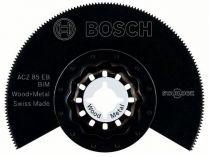 10ks Bimetalový segmentový pilový kotouč Bosch ACZ 85 EB Wood and Metal pro Multifunkční nářadí