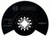 10ks Segmentový pilový kotouč Bosch Starlock ACZ 85 EC Wood pro Multifunkční nářadí