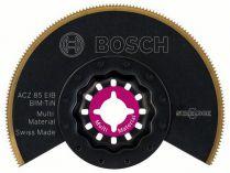 10ks Segmentový pilový kotouč Bosch BIM-TiN Starlock ACZ 85 EIB Multi Material pro Multifunkční nář.