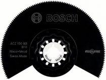 10ks Bimetalový segmentový pilový kotouč Bosch ACZ 100 BB Wood and Metal pro Multifunkční nářadí