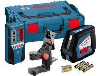 Bosch GLL 2-50 Professional - L-Boxx, BM 1, LR 2, Křížový laser