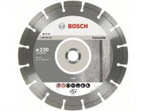Diamantový kotouč Bosch Professional Standard for Concrete, na beton 230x22.3x2.3/10mm