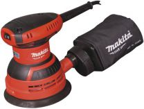 Excentrická bruska Makita MT M9204 - 230W, 125mm, 1.2kg