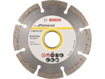 Diamantový kotouč Bosch Eco for Universal 115x22,23x2,0/8,0mm