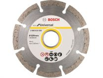 Zobrazit detail - Diamantový kotouč Bosch Eco for Universal 125x22,23x2,0/8,0mm