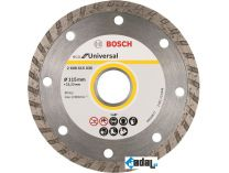 Diamantový kotouč Bosch Eco for Universal Turbo 115x22,23x2,0/8,0mm