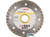 Diamantový kotouč Bosch Eco for Universal Turbo 125x22,23x2,0/8,0mm