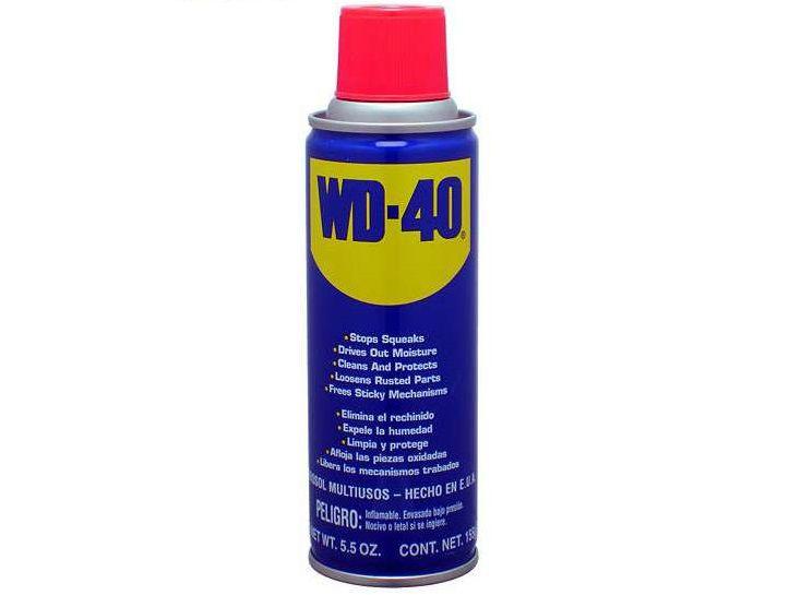 Univerzální mazivo WD-40 Sprej 250ml