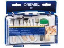 20-dílná čisticí a lešticí sada Dremel 684