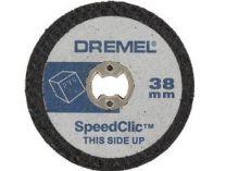 5ks Řezný kotouček na plast SpeedClic Dremel SC476