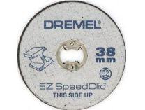 5ks Řezný kotouček SpeedClic na kov Dremel SC456