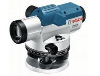 Bosch GOL 20 G Professional nivelační optický přístroj, kufr + měřicí lať Bosch GR 500