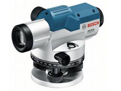 Bosch GOL 20 G Professional nivelační optický přístroj, v kufru + měřicí lať Bosch GR 500 (061599404P) Bosch PROFI