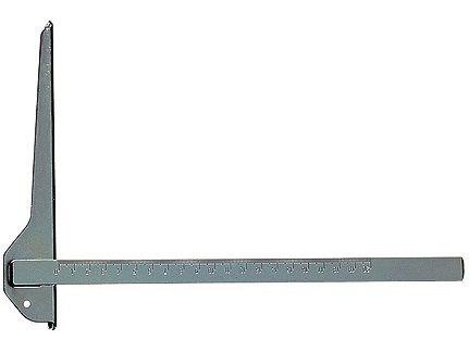 Bosch paralelní boční doraz pro pilu Bosch GKS 55; GKS 65; GKS 66 CE; GKS 75 S; GKS 85; GKS 85 G; GKS 85 S; GKS 160 Professional (1608190007) Bosch příslušenství