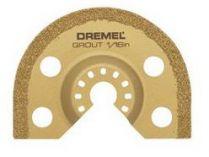 List na odstraňování zálivkové malty Dremel M501