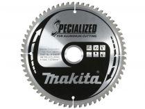Pilový kotouč Makita B-09640, 250x30mm, 100 zubů, hliník, lehké kovy, plasty, lamino