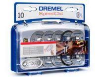 Sada velká na řezání SpeedClic Dremel SC690