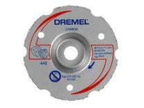 Víceúčelový kotouč se zapichovacím řezy Dremel DSM600 - 77mm