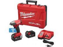 Milwaukee M18ONEIWP12-502X - 2x 18V/5.0Ah, 300Nm, 1.8kg, kufr, aku rázový utahovák
