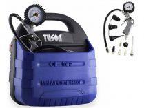 Bezolejový kompresor Tuson 130011 - 1100W, 180l/min, 5.5kg