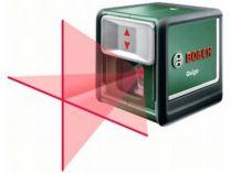 Křížový laser Bosch Quigo II - 7m, 0.22kg