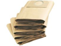 Pytle - alternativní papírové sáčky do vysavače Makita VC2010L / Narex VYS 20-01, VC2012L - 5ks